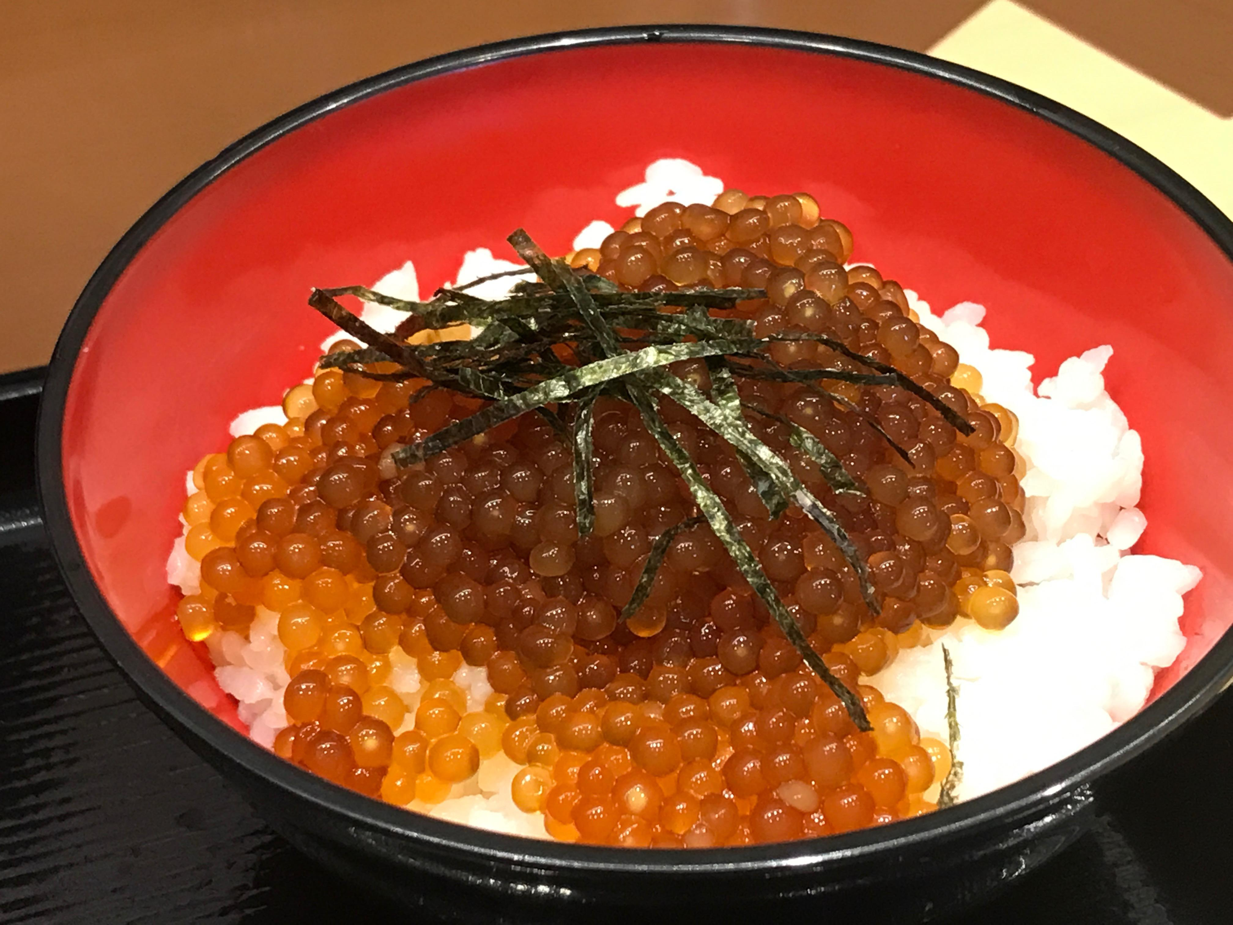 そば 丼 富士 タピオカ